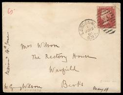 [x] Great Britain - Lot No.8 - 1840-1901 (Victoria)