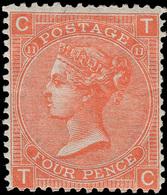 * Great Britain - Lot No.10 - 1840-1901 (Victoria)
