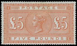 * Great Britain - Lot No.19 - 1840-1901 (Victoria)