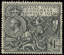 O Great Britain - Lot No.29 - Usati