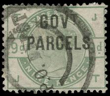 O Great Britain - Lot No.31 - Service