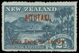 * Aitutaki - Lot No.45 - Aitutaki