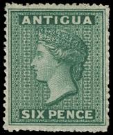 * Antigua - Lot No.55 - Non Classificati