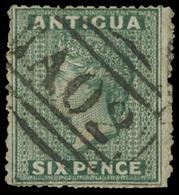 O Antigua - Lot No.56 - Antigua & Barbuda (...-1981)