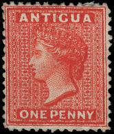 * Antigua - Lot No.57 - Antigua & Barbuda (...-1981)
