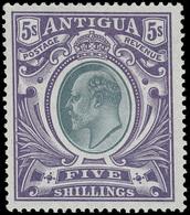 * Antigua - Lot No.58 - Non Classificati