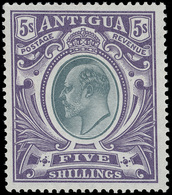 * Antigua - Lot No.58 - Antigua & Barbuda (...-1981)