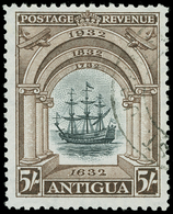 O Antigua - Lot No.60 - Non Classificati
