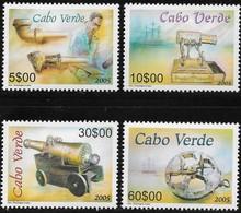 CABO VERDE 2005 HERANÇA CULTURAL - PATRIMOINE CULTUREL - CULTURAL HERITAGE - Kap Verde