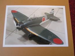 CAGI3 Format Carte Postale Env 15x10cm : SUPERBE (TIRAGE UNIQUE) PHOTO MAQUETTE PLASTIQUE 1/48e PEARL HARBOUR D3A1 VAL - Avions