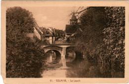 5MX 917. COLMAR - LA LAUCH - Colmar