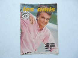 MENSUEL - BONJOUR LES AMIS : Claude FRANCOIS - Newspapers