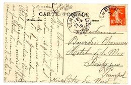 COTES DU NORD CP 1910 ILE DE BREHAT TYPE 04 - 1877-1920: Periodo Semi Moderno