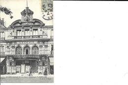 PARIS 9    FACADE CAFE CONCERT  DE LA CIGALE  BLD DE ROCHECHOUARD   PERSONNAGES TIRAGE 1900 - Distrito: 09