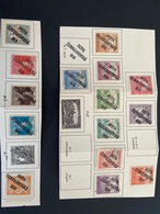 Czechoslovakia Stamps 1919-1928 - Tchécoslovaquie