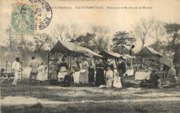 EQUEURDREVILLE ROTISSEURS  ET MARCHANDS DE MOUTON - Equeurdreville