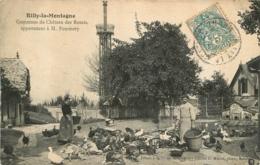 RILLY LA MONTAGNE COMMUNS DU CHATEAU DES  ROZAIS A MR POMMERY - Rilly-la-Montagne