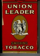 Boite- Paquet  Tabac à Pipe - UNION LEADER - Smoking TOBACCO US ARMY Alaska Et Hawaii - Autres