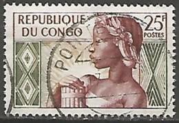 CONGO N° 135 OBLITERE - Oblitérés