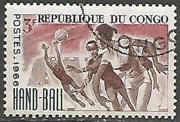 CONGO N° 192 OBLITERE - Oblitérés