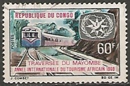 CONGO N° 238 OBLITERE - Oblitérés