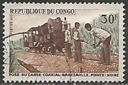 CONGO N° 262 OBLITERE - Oblitérés
