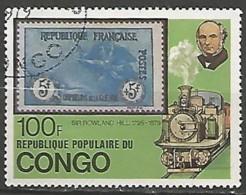 CONGO N° 545 OBLITERE - Oblitérés