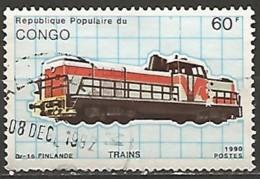 CONGO N° 888H OBLITERE - Oblitérés