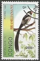 CONGO N° 986J OBLITERE - Oblitérés