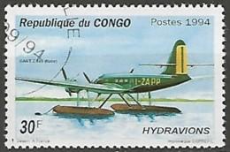 CONGO N° 997A OBLITERE - Oblitérés