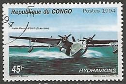 CONGO N° 997B OBLITERE - Oblitérés