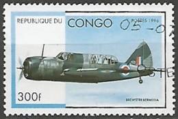 CONGO N° 1026R OBLITERE - Oblitérés