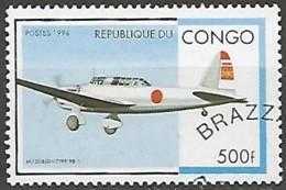 CONGO N° 1026T OBLITERE - Oblitérés