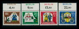 BERLIN 1966 Nr 295-298 Postfrisch (401287) - [5] Berlino