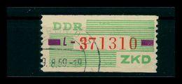 DDR ZKD 1958 Nr 24 L Gestempelt (401539) - [6] Repubblica Democratica
