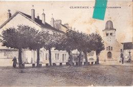 Bab-  39 Jura  Cpa  CLAIRVAUX - Clairvaux Les Lacs