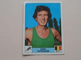 EMIEL PUTTEMANS België ( MONTREAL 76 ) > ( Nr. 116 ) - Figurine PANINI ! - Athlétisme
