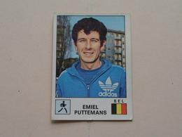 EMIEL PUTTEMANS België ( SPORT Vedettes ) > ( Nr. 18 ) - Figurine PANINI ! - Athlétisme