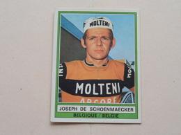 JOSEPH DE SCHOENMAECKER België ( SPRINT 74 ) > ( Nr. 127 ) - PANINI ! - Ciclismo