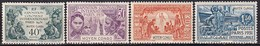 Congo -- N° 109 à 112  Neufs* - 1931 - Unused Stamps