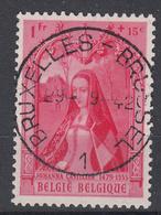 BELGIË - OBP - 1941 - Nr 577 - Gest/Obl/Us - Oblitérés