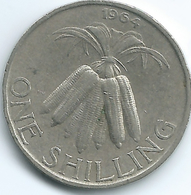Malawi - 1964 - 1 Shilling - KM2 - Malawi