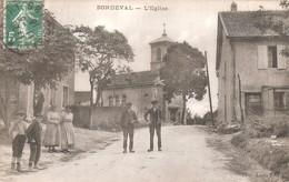 BONDEVAL  - Le Temple Protestant - Eglise Luthérienne - France