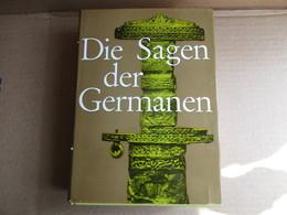 Die Sagen Der Germanen (Edmund Mudrak) - Ohne Zuordnung