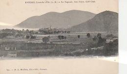 20 / 4 /  401. -  ESTEREL , CORNICHE  D' OR ( 06 )   LA   NAPOULE ,  SAN- PEYRE  -  GOLF CLUB   - CPA - Cannes