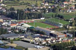 Romorantin-Lanthenay (41 - France) Stade Jules Ladoumègue - Romorantin