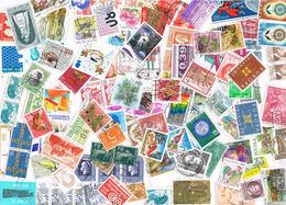 Lose Schüttung Mit Ca. 2000 Marken Deutschland/Europa Gestempelt, Bunte Mischung - Lots & Kiloware (mixtures) - Min. 1000 Stamps