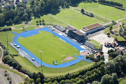 Haguenau (67 - France) Parc Des Sports - Haguenau