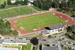 Bischwiller (67 - France) Stade Des Pins - Bischwiller