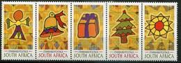South Africa Mi# 1169-73 Postfrisch/MNH - Christmas - Südafrika (1961-...)